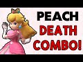 Peach Death Combo! (Smash Wii U/3DS)