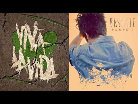 Coldplay & Bastille - Viva la Pompeii (Mashup)