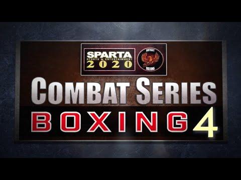 Combat Series 4: Ramiro Figueroa vs Anthony Torres