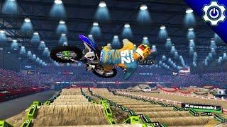 MX vs ATV Supercross Encore - Phoenix SX Gameplay