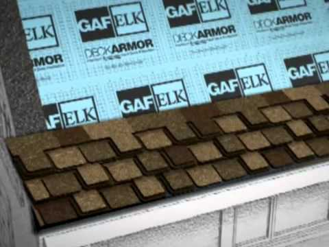 Quot Roofing Shingles Installation Starter Strip Quot By Gaf