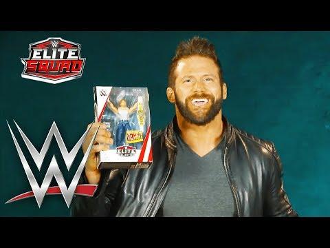 Zack Ryder: Elite Series 58 & 59 | WWE Unboxed | Mattel Action!