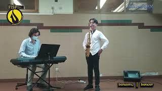 FISP21   Filipe Pedreira Portugal plays 5eme solo de concert by J B  Singelee