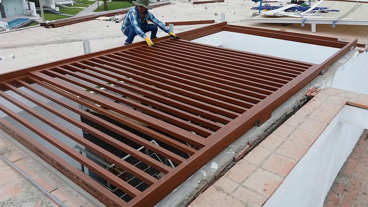 J L Terrazas 935812119 Techos De Policarbonato