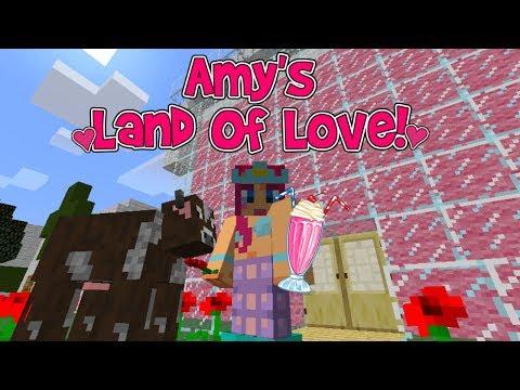 Amy's Land Of Love! Ep.159 MAGICAL MILKSHAKE BAR!   Amy Lee33