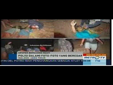 Ospek Berujung Maut Malang Jawa Timur