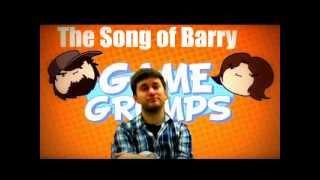 Repeat youtube video Game Grumps: The Song of Barry