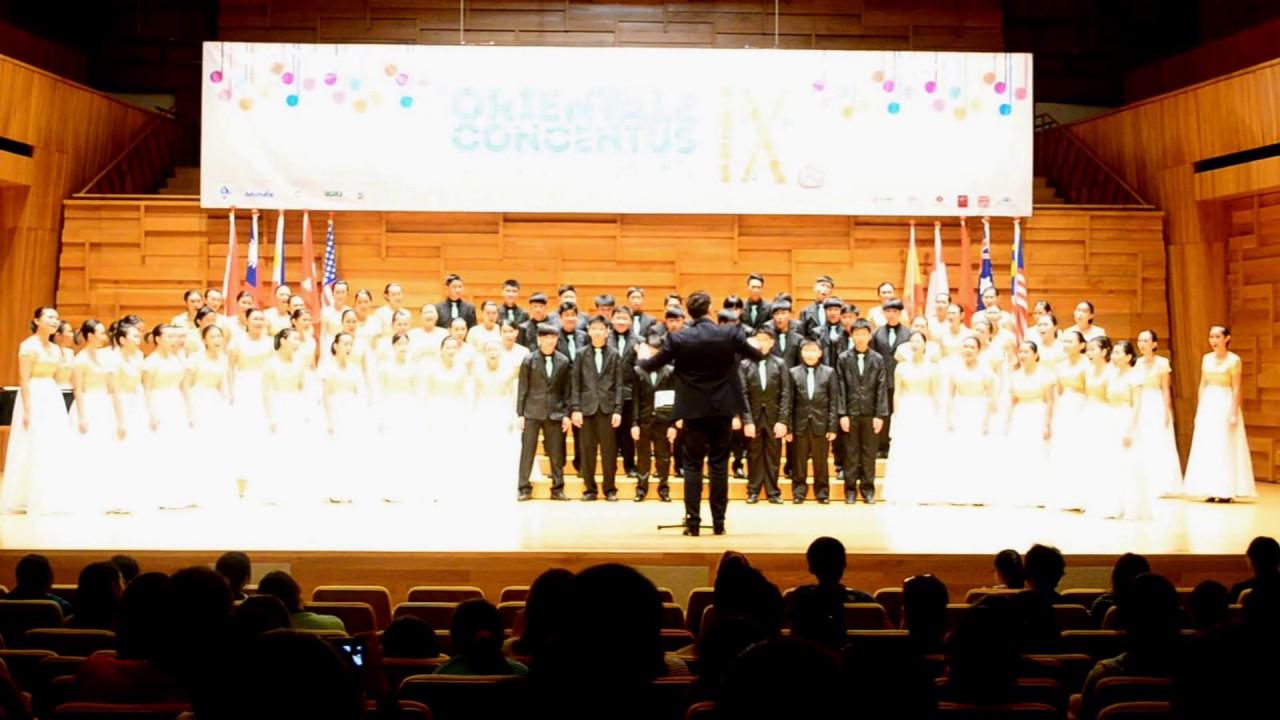Potong Padi - Foon Yew Choir - YouTube