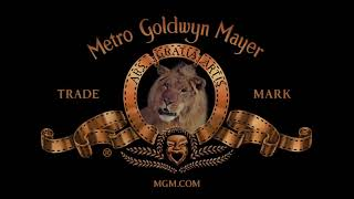 Intro MGM Lion template