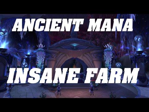 Legion: 1500 Ancient Mana in 10 Minutes   Best Way To Farm Ancient Mana  