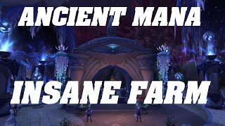 Legion 1500 Ancient Mana In 10 Minutes Best Way To Farm Ancient Mana Youtube