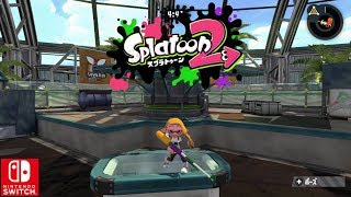 [Live Stream🔴] Nintendo Splatoon 2 Gameplay Multiplayer Battle Switch