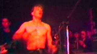 Einstürzende Neubauten - Kollaps [Live]