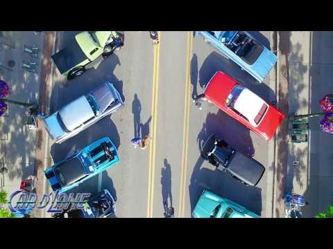 Downtown Coeur d'Alene Presents: Car d'Lane 2017