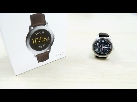 Fossil Q Founder 2.0 Smartwatch Review