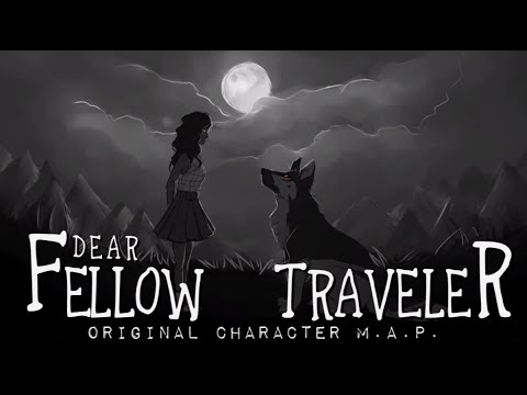 Dear Fellow Traveler - OC Storyboard...