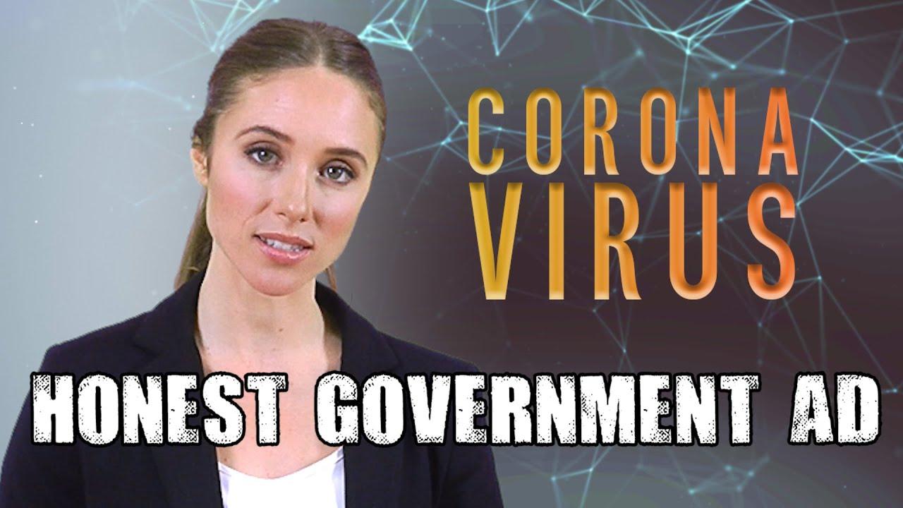 Honest Government Ad   Coronavirus: Flatten The Curve