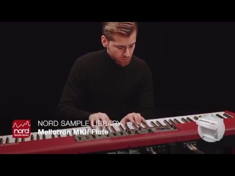 Nord Piano 3 - Official demo