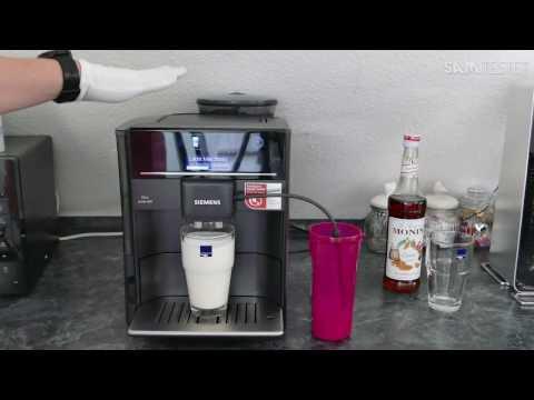 Siemens EQ.6 Series 400 [4K] Deutsch Kaffeevollautomat Coffee
