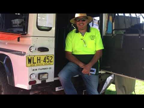 Land Rover 70th Anniversary Cooma