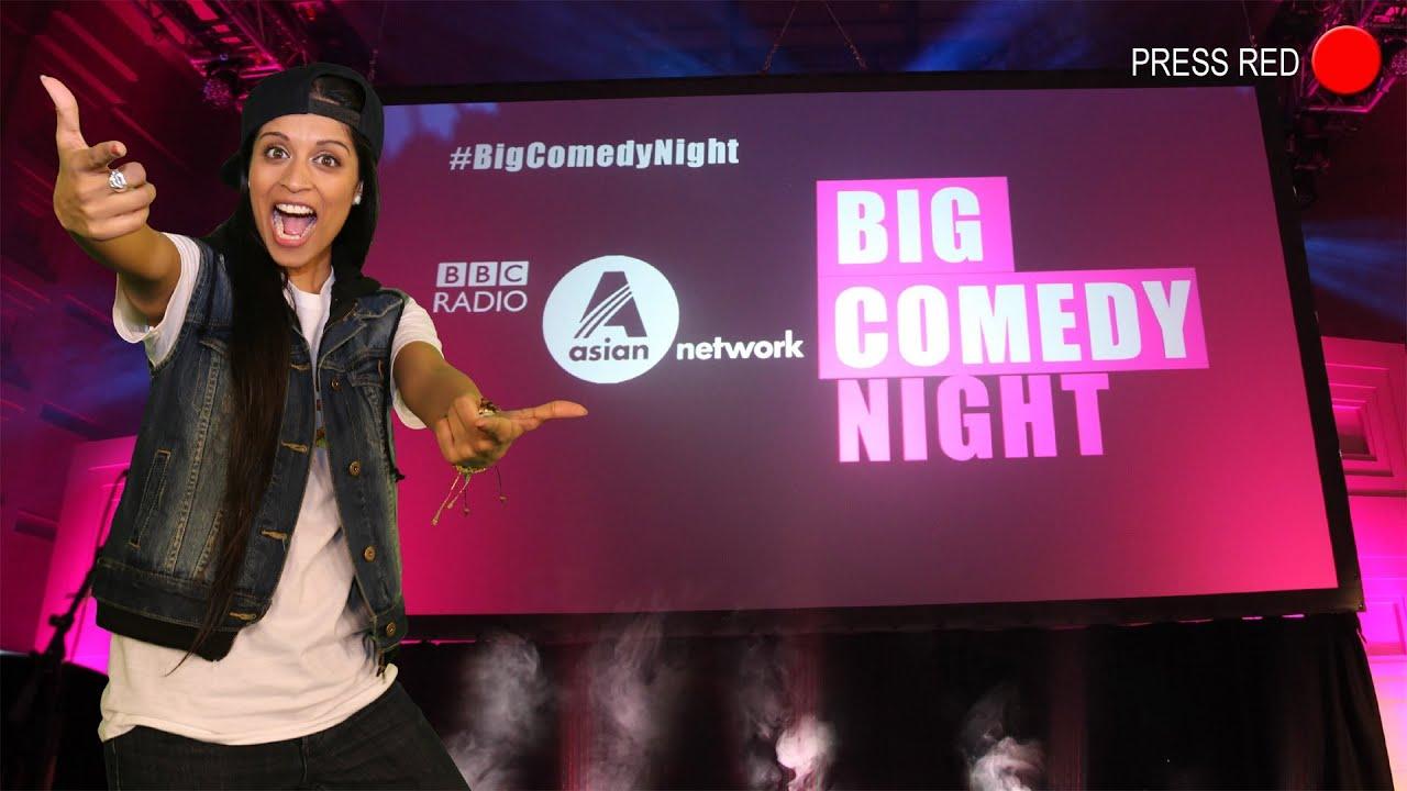 BBC Asian Network - Big Comedy Night - YouTube
