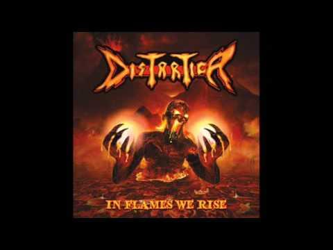 Distartica - In Flames We Rise (Full Album, 2017)