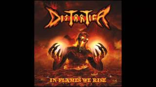 Distartica - In Flames We Rise (Full Album, 2017)