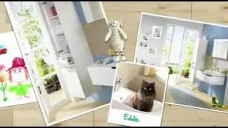 видео Сантехника Villeroy & Boch (Германия) купить в Москве в интернет магазине ДляВанн.ру