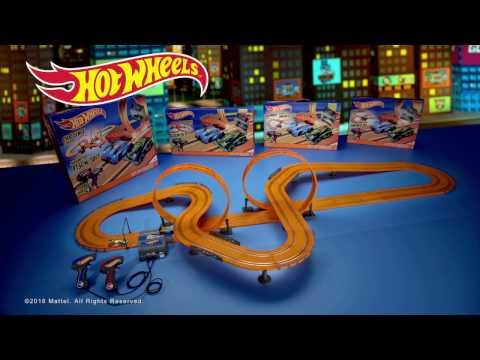 Hot Wheels Slot Car Track Set