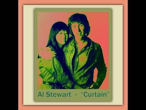 "AL STEWART - ""CURTAIN""   (Unreleased Studio)"