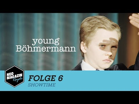 Young Böhmermann Folge 6 - Showtime | NEO MAGAZIN ROYALE Mit Jan Böhmermann