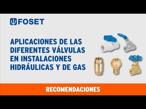 Master Foset - Cómo seleccionar una válvula Truper México thumbnail