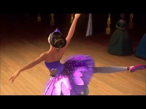 Barbie In The Pink Shoes-Dancing Scene 5(At the party)