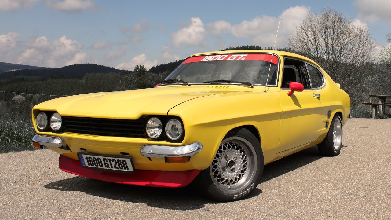 Gt Race Car Wallpaper Ford Capri Mk1 1600 Gt28r Touches The Heart And Soul