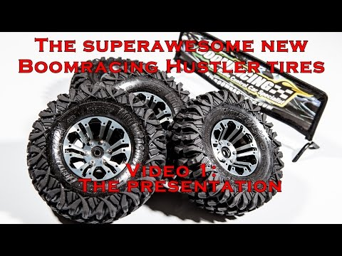 A worlds first! The new Boomracing Hustler M/T Xtreme 1.9 Tires 1