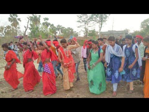 मांडवे बारातीय आया मारी जुवानाय/Adiwasi Marriage Dance/ Aadiwasi In Alirajpur