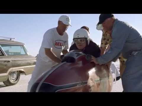 El Amo del Viento (Burt Munro) Español Latino, buena calidad