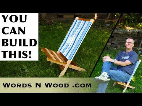 HOW TO Build The BEST Beach Chairs!! (WnW #170)