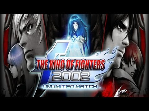 King of Fighters 2002 UM - All Desperation Moves