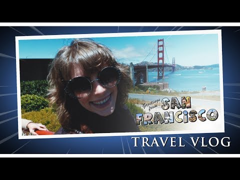 SAN FRANCISCO TRAVEL VLOG | AWARD WINNING MY RØDE REEL 2017