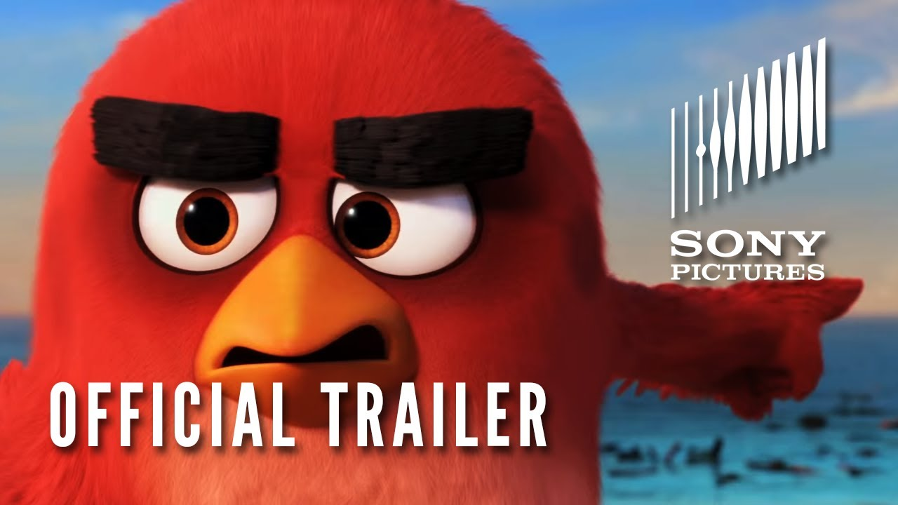 THE ANGRY BIRDS MOVIE Official Theatrical Trailer #3 (HD