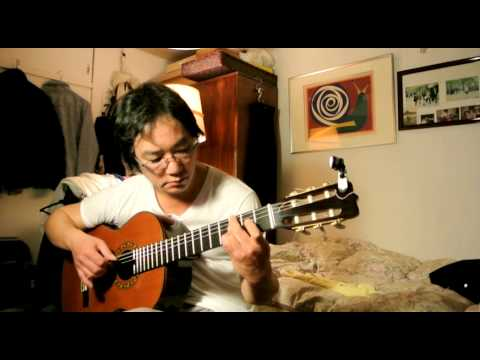 Here, There And Everywhere V2(Fingerstyle Guitar)