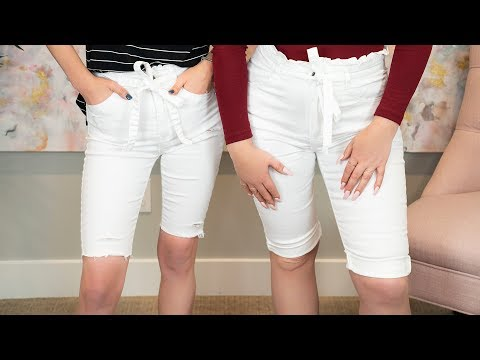 cutting-pants-into-shorts