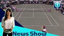 So heißen die Siegerinnen der letzten beiden WTA-Turniere