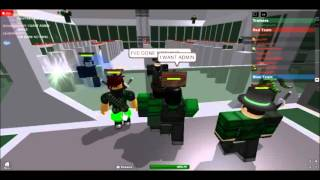 Roblox - RSF Admin Abuse