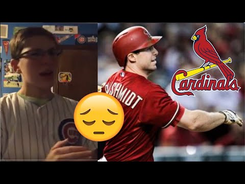 Cubs Fan Reacts to Paul Goldschmidt trade to the Cardinals