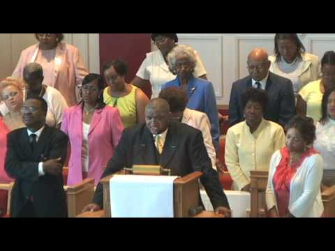 The Altar Call at Second Baptist Church