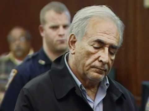 Dominique Strauss-Kahn incarcéré à New York