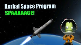 JEB GOES TO SPAAACE: Orbiting and Getting Science in Kerbal Space Program