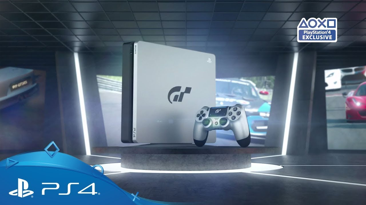 gran turismo sport limited edition console ps4 youtube. Black Bedroom Furniture Sets. Home Design Ideas